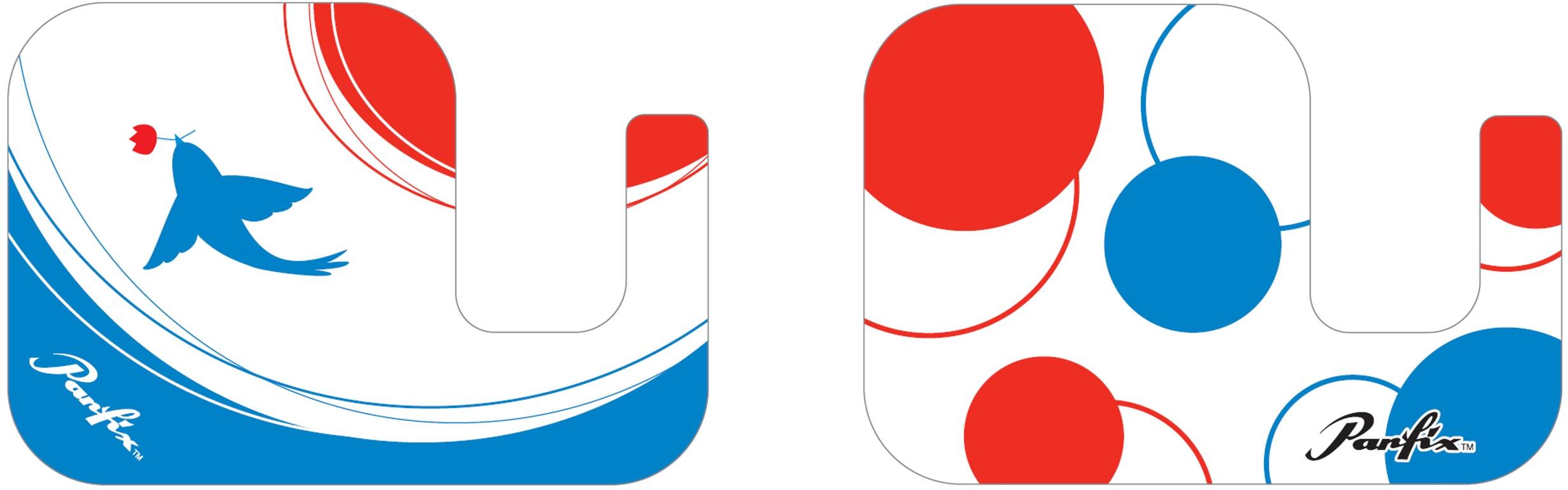The Panfix colour series